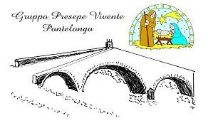 il logo del gruppo presepe vivente di POntelongo