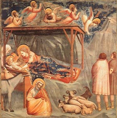 La natività di Giotto