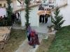Nel Borgo: l'entrata